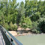 Foto Pasarela sobre el río Tajo 10