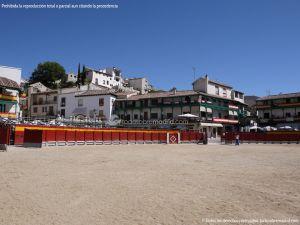 Foto Real Plaza de Toros en Chinchón 2
