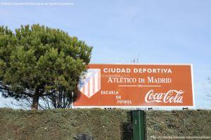 Foto Ciudad Deportiva Atlético de Madrid en Cerro del Espino 13
