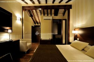 Foto Hotel Rural Plaza Mayor Chinchón - Habitación 3 (5)