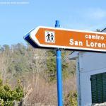 Foto Camino de San Lorenzo en Robledo de Chavela 12