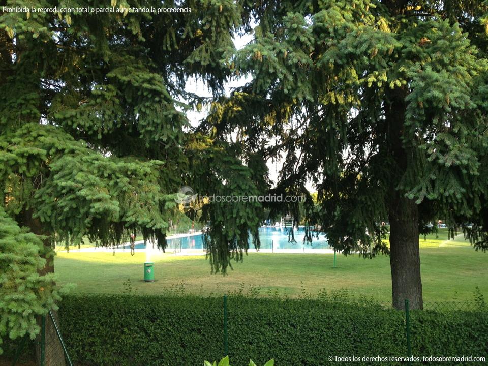 Piscina complejo deportivo municipal de boadilla 1 for Piscina boadilla