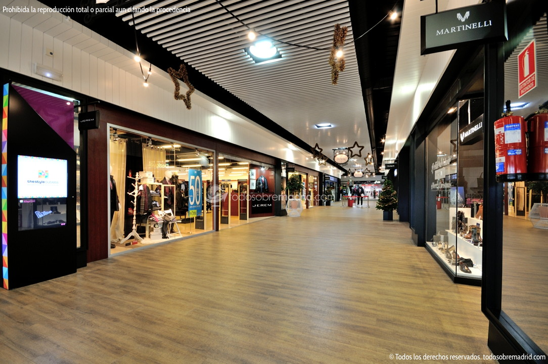Las rozas the style outlets 5 - The first outlet las rozas ...
