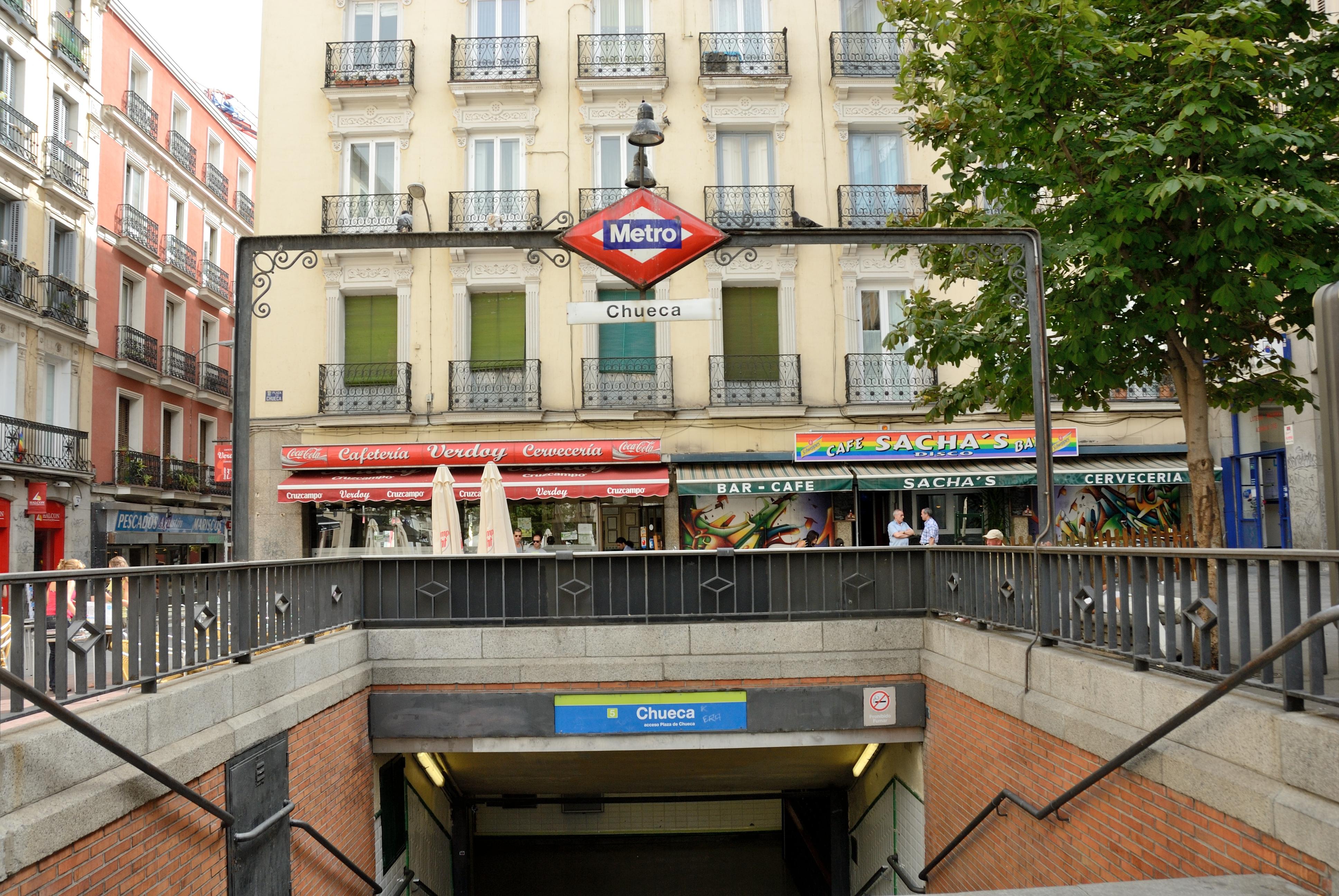 El Barrio de Chueca - todosobremadrid.com
