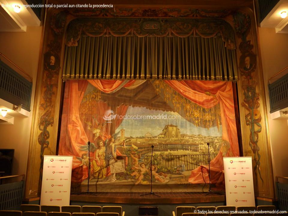 Teatro Lope De Vega 14 Todosobremadrid Com