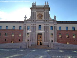 Foto Cuartel del Conde Duque 1