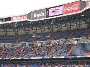 Foto Estadio Santiago Bernabeu 85
