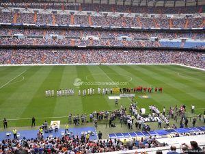 Foto Estadio Santiago Bernabeu 90