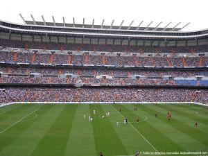 Foto Estadio Santiago Bernabeu 97