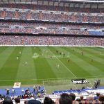 Foto Estadio Santiago Bernabeu 98