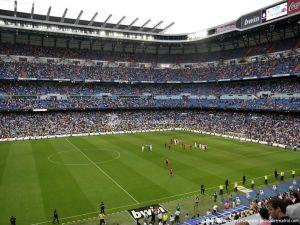 Foto Estadio Santiago Bernabeu 101