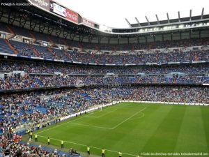 Foto Estadio Santiago Bernabeu 102