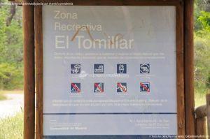 Foto Área Recreativa El Tomillar en San Lorenzo de El Escorial 4