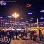 Foto Plaza Mayor de Madrid en Navidad 11