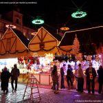 Foto Plaza Mayor de Madrid en Navidad 14