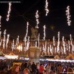 Foto Plaza Mayor de Madrid en Navidad 17