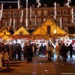 Foto Plaza Mayor de Madrid en Navidad 19