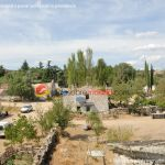 Vistas de Navalquejigo desde lo alto de la Iglesia
