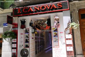 Fotos Zona Comercial Calle Fuencarral 4