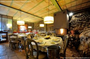 Foto Restaurante Casa Aldaba - Comedor 4