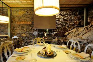 Foto Restaurante Casa Aldaba - Comedor 5