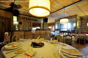Foto Restaurante Casa Aldaba - Comedor 7