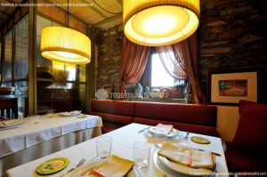 Foto Restaurante Casa Aldaba - Comedor 14