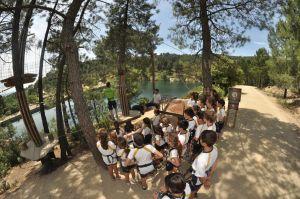 Foto Forestal Park Madrid Guadarrama 7