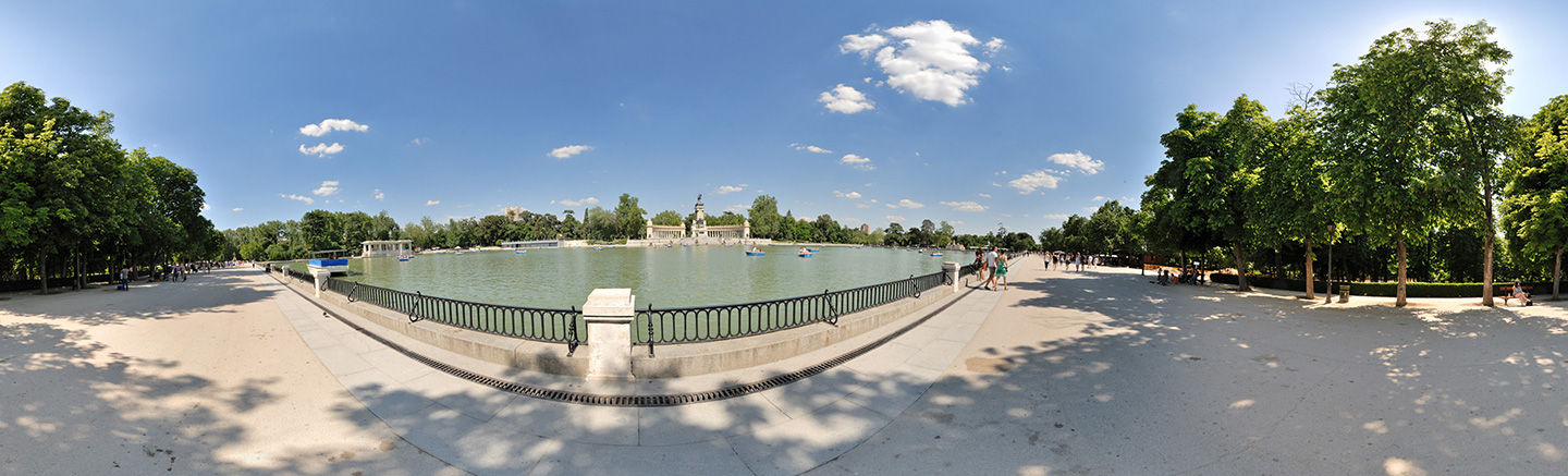 Retiro de Madrid